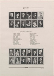 Page 81, 1925 Edition, University of Wisconsin Oshkosh - Quiver Yearbook (Oshkosh, WI) online yearbook collection