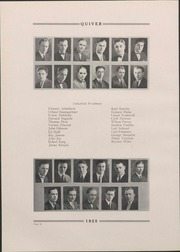 Page 84, 1925 Edition, University of Wisconsin Oshkosh - Quiver Yearbook (Oshkosh, WI) online yearbook collection