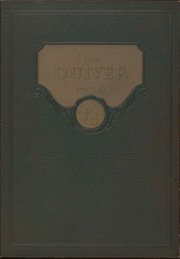 1926 Edition, University of Wisconsin Oshkosh - Quiver Yearbook (Oshkosh, WI)