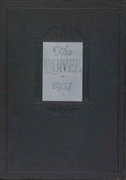 University of Wisconsin Oshkosh - Quiver Yearbook (Oshkosh, WI) online yearbook collection, 1927 Edition, Page 1
