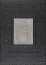 1932 Edition, University of Wisconsin Oshkosh - Quiver Yearbook (Oshkosh, WI)