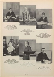 Page 17, 1936 Edition, University of Wisconsin Oshkosh - Quiver Yearbook (Oshkosh, WI) online yearbook collection