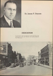 Page 8, 1936 Edition, University of Wisconsin Oshkosh - Quiver Yearbook (Oshkosh, WI) online yearbook collection