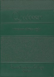 1938 Edition, University of Wisconsin Oshkosh - Quiver Yearbook (Oshkosh, WI)