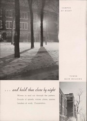 Page 12, 1941 Edition, University of Wisconsin Oshkosh - Quiver Yearbook (Oshkosh, WI) online yearbook collection