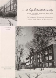 Page 13, 1941 Edition, University of Wisconsin Oshkosh - Quiver Yearbook (Oshkosh, WI) online yearbook collection