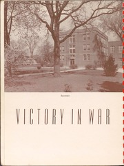 Page 4, 1944 Edition, University of Wisconsin Oshkosh - Quiver Yearbook (Oshkosh, WI) online yearbook collection