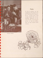 Page 5, 1944 Edition, University of Wisconsin Oshkosh - Quiver Yearbook (Oshkosh, WI) online yearbook collection