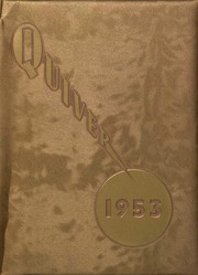 1953 Edition, University of Wisconsin Oshkosh - Quiver Yearbook (Oshkosh, WI)
