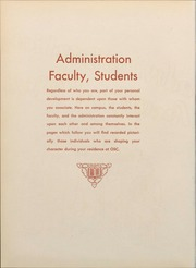 Page 10, 1953 Edition, University of Wisconsin Oshkosh - Quiver Yearbook (Oshkosh, WI) online yearbook collection