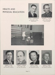Page 16, 1953 Edition, University of Wisconsin Oshkosh - Quiver Yearbook (Oshkosh, WI) online yearbook collection