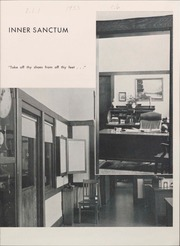 Page 5, 1953 Edition, University of Wisconsin Oshkosh - Quiver Yearbook (Oshkosh, WI) online yearbook collection