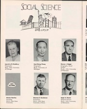 Page 16, 1957 Edition, University of Wisconsin Oshkosh - Quiver Yearbook (Oshkosh, WI) online yearbook collection