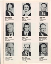 Page 17, 1957 Edition, University of Wisconsin Oshkosh - Quiver Yearbook (Oshkosh, WI) online yearbook collection