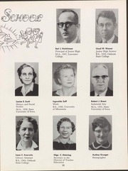 Page 23, 1957 Edition, University of Wisconsin Oshkosh - Quiver Yearbook (Oshkosh, WI) online yearbook collection