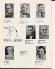 Page 24, 1957 Edition, University of Wisconsin Oshkosh - Quiver Yearbook (Oshkosh, WI) online yearbook collection