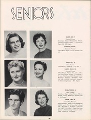 Page 28, 1957 Edition, University of Wisconsin Oshkosh - Quiver Yearbook (Oshkosh, WI) online yearbook collection