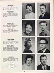 Page 29, 1957 Edition, University of Wisconsin Oshkosh - Quiver Yearbook (Oshkosh, WI) online yearbook collection