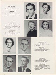 Page 31, 1957 Edition, University of Wisconsin Oshkosh - Quiver Yearbook (Oshkosh, WI) online yearbook collection