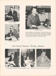 Page 10, 1959 Edition, University of Wisconsin Oshkosh - Quiver Yearbook (Oshkosh, WI) online yearbook collection