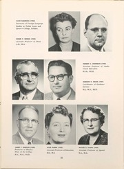 Page 12, 1959 Edition, University of Wisconsin Oshkosh - Quiver Yearbook (Oshkosh, WI) online yearbook collection