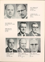 Page 13, 1959 Edition, University of Wisconsin Oshkosh - Quiver Yearbook (Oshkosh, WI) online yearbook collection