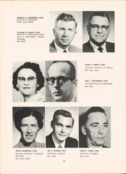 Page 14, 1959 Edition, University of Wisconsin Oshkosh - Quiver Yearbook (Oshkosh, WI) online yearbook collection