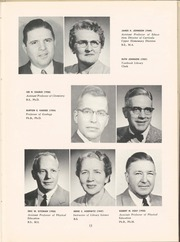 Page 15, 1959 Edition, University of Wisconsin Oshkosh - Quiver Yearbook (Oshkosh, WI) online yearbook collection