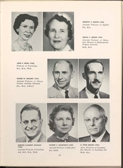 Page 17, 1959 Edition, University of Wisconsin Oshkosh - Quiver Yearbook (Oshkosh, WI) online yearbook collection