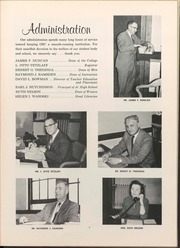 Page 9, 1959 Edition, University of Wisconsin Oshkosh - Quiver Yearbook (Oshkosh, WI) online yearbook collection