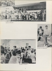 Page 11, 1963 Edition, University of Wisconsin Oshkosh - Quiver Yearbook (Oshkosh, WI) online yearbook collection