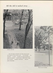 Page 12, 1963 Edition, University of Wisconsin Oshkosh - Quiver Yearbook (Oshkosh, WI) online yearbook collection