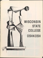 Page 3, 1963 Edition, University of Wisconsin Oshkosh - Quiver Yearbook (Oshkosh, WI) online yearbook collection