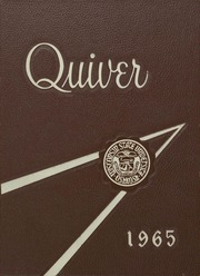University of Wisconsin Oshkosh - Quiver Yearbook (Oshkosh, WI) online yearbook collection, 1965 Edition, Page 1