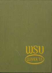 1969 Edition, University of Wisconsin Oshkosh - Quiver Yearbook (Oshkosh, WI)