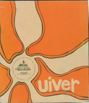1972 Edition, University of Wisconsin Oshkosh - Quiver Yearbook (Oshkosh, WI)