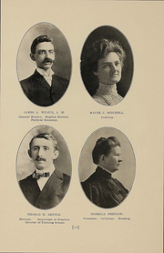 Page 14, 1908 Edition, University of Wisconsin Platteville - Pioneer Yearbook (Platteville, WI) online yearbook collection