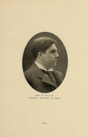 Page 15, 1908 Edition, University of Wisconsin Platteville - Pioneer Yearbook (Platteville, WI) online yearbook collection