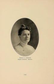 Page 16, 1908 Edition, University of Wisconsin Platteville - Pioneer Yearbook (Platteville, WI) online yearbook collection