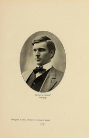 Page 17, 1908 Edition, University of Wisconsin Platteville - Pioneer Yearbook (Platteville, WI) online yearbook collection