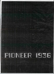 University of Wisconsin Platteville - Pioneer Yearbook (Platteville, WI) online yearbook collection, 1936 Edition, Page 1