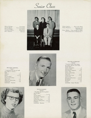 Page 12, 1954 Edition, Tony High School - Deertail Mirror Yearbook (Tony, WI) online yearbook collection