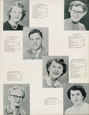 Page 15, 1954 Edition, Tony High School - Deertail Mirror Yearbook (Tony, WI) online yearbook collection