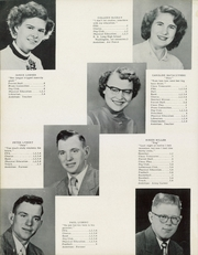 Page 16, 1954 Edition, Tony High School - Deertail Mirror Yearbook (Tony, WI) online yearbook collection