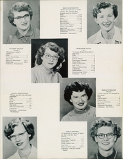 Page 17, 1954 Edition, Tony High School - Deertail Mirror Yearbook (Tony, WI) online yearbook collection