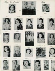 Page 61, 1954 Edition, Tony High School - Deertail Mirror Yearbook (Tony, WI) online yearbook collection