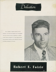 Page 7, 1954 Edition, Tony High School - Deertail Mirror Yearbook (Tony, WI) online yearbook collection
