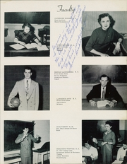 Page 9, 1954 Edition, Tony High School - Deertail Mirror Yearbook (Tony, WI) online yearbook collection