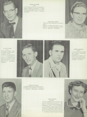 Page 11, 1957 Edition, Tony High School - Deertail Mirror Yearbook (Tony, WI) online yearbook collection
