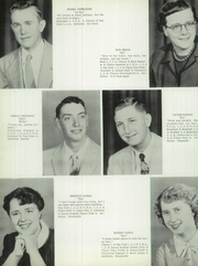 Page 12, 1957 Edition, Tony High School - Deertail Mirror Yearbook (Tony, WI) online yearbook collection